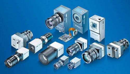 Vision sensors for automation technology – VeriSens - BG